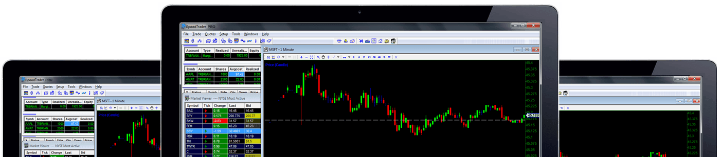 Day Trading Platform for Stocks and Options - SpeedTrader PRO