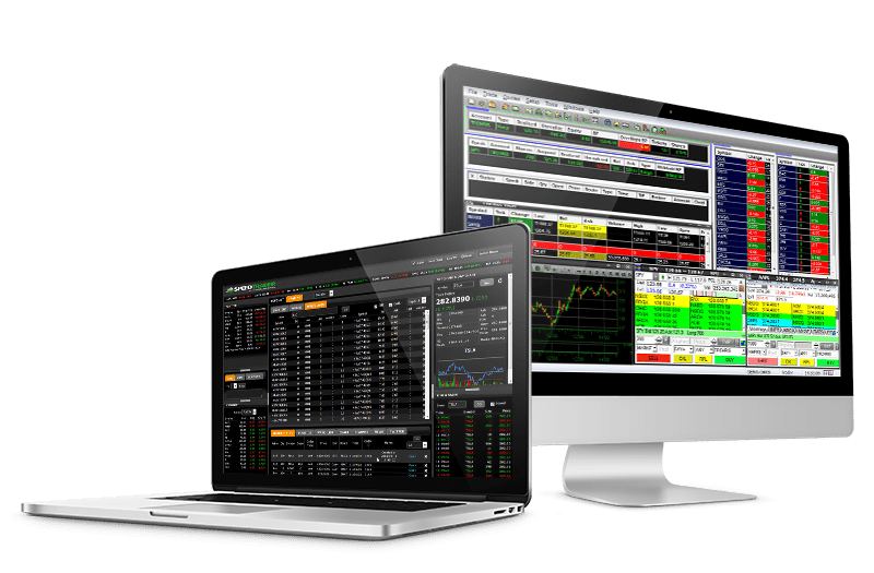 SpeedTrader Pro Software