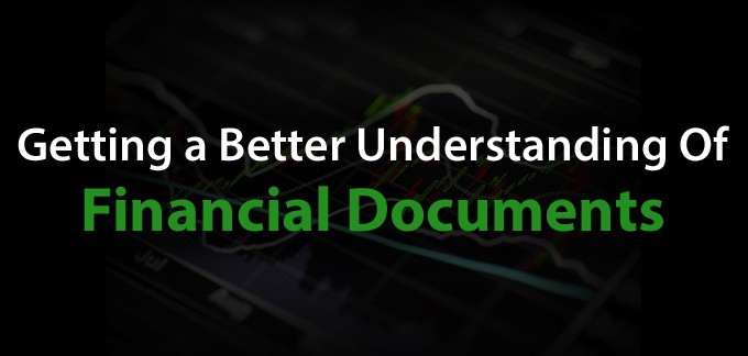 Getting a Better Understanding of Financial Documents
