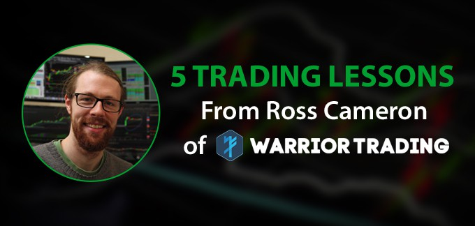 5 Day Trading Lessons from Ross Cameron of Warrior Trading