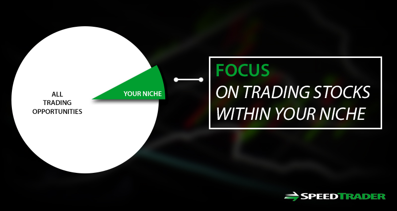trading stocks within your niche