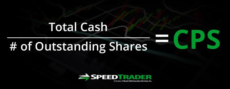 cash per share