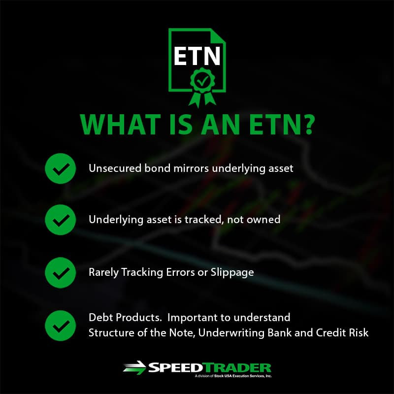what is an ETN