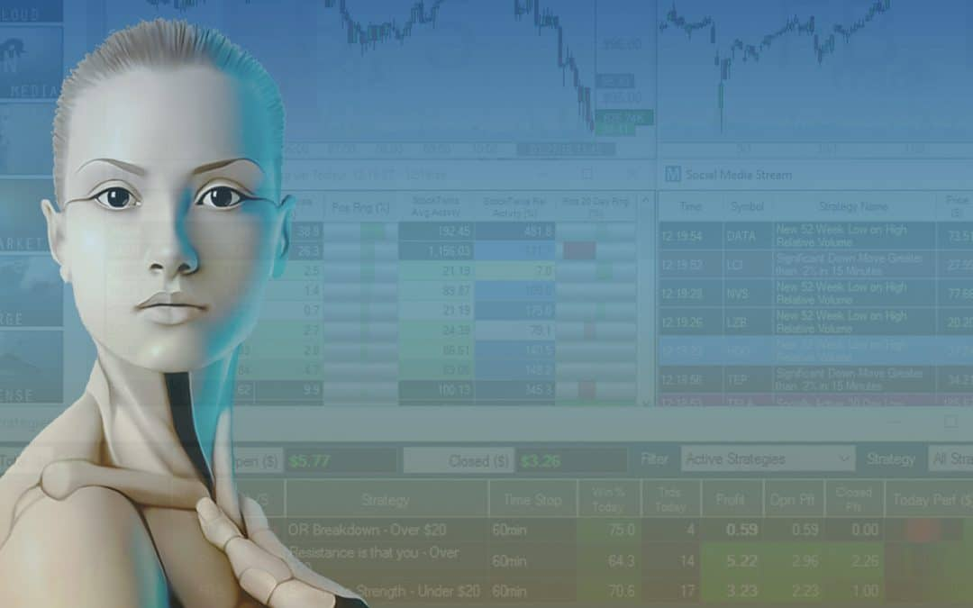 How to Use Artificial Intelligence in Trading (Trade Ideas Holly AI)