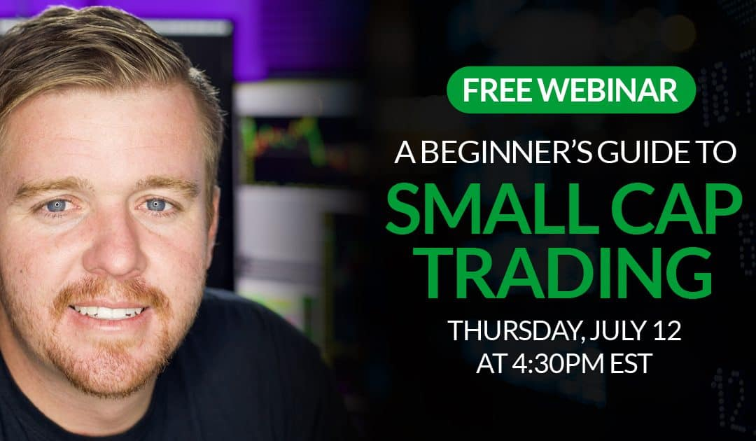 Learn How to Day Trade Small Cap Stocks with Patrick Wieland