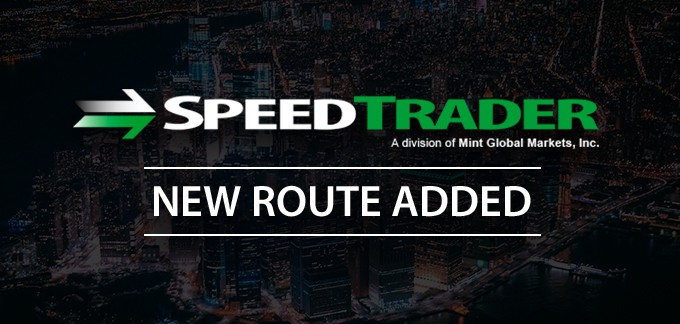 SpeedTrader Adds DBOT Route