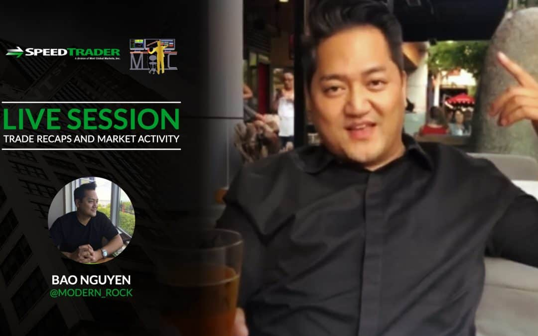 Interview and Live Broadcast with @Modern_Rock of My Investing Club