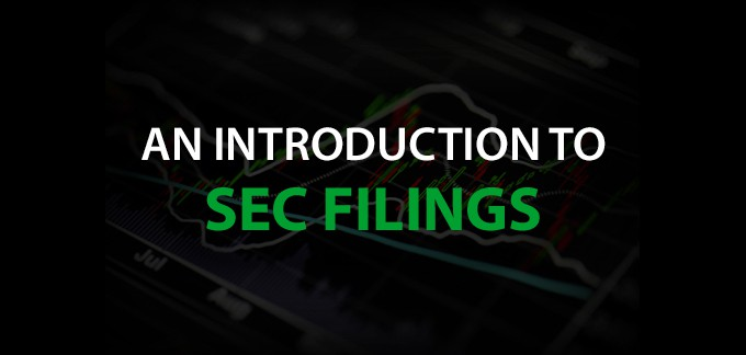 An Introduction to SEC Filings