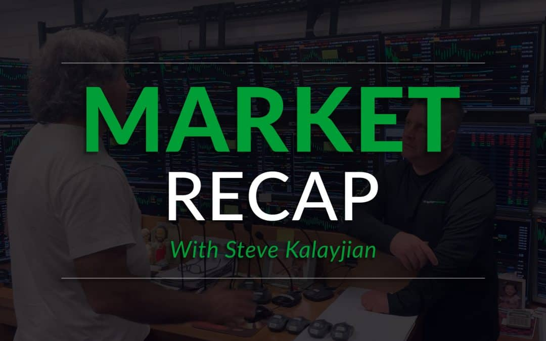 Market Recap with Steve Kalayjian – January 4, 2019