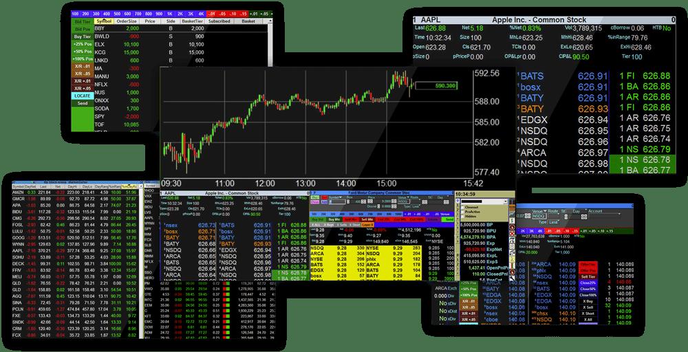 Sterling Trader Pro