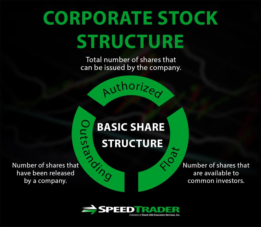 corporate stock structure